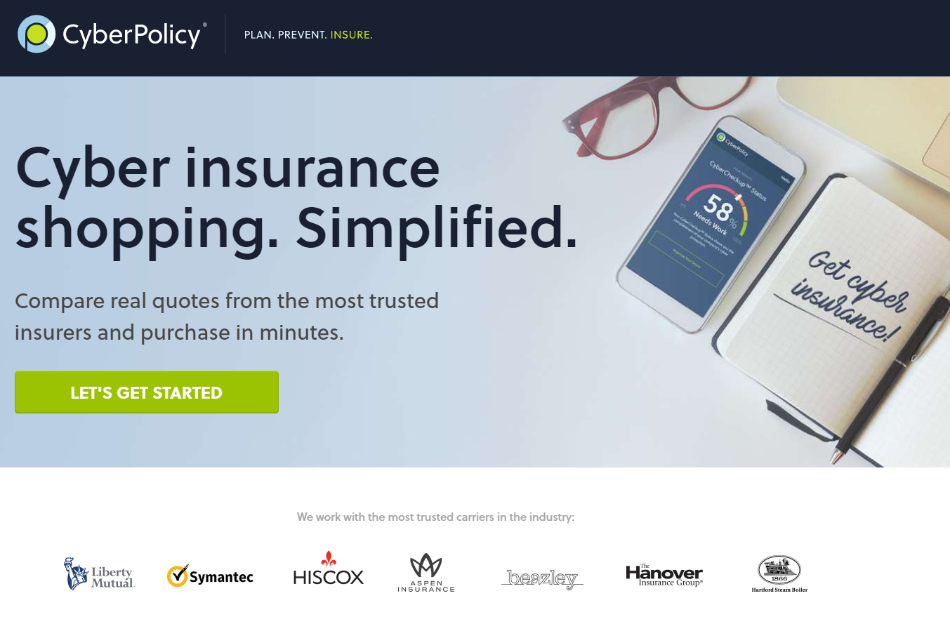 Free Business Cyber Insurance Quotes
