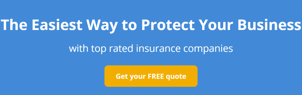 CoverWallet Image Button for Free Quote