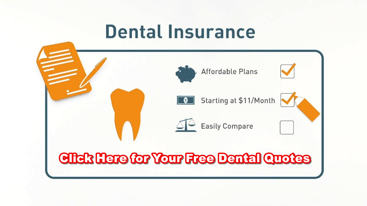 Click Here for Free Dental Insurance Quotes